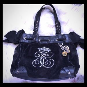 Authentic Daydreamer Velour Juicy Couture Handbag